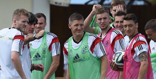 Все немецкие футболисты фото