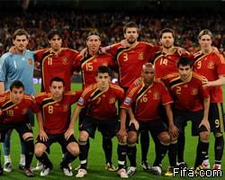 Чемпионат мира по футболу 2010 испания состав